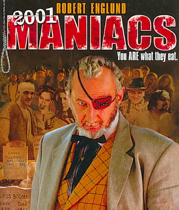 2001 MANIACS BY ENGLUND,ROBERT (Blu-Ray)