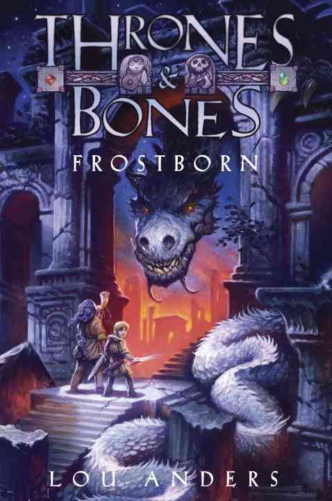 [CD] Frostborn By Anders, Lou